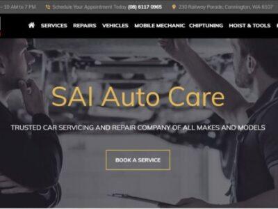 SAI Auto Care