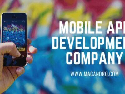 MacAndro - Mobile App Development Company