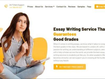 Essay Mills UK