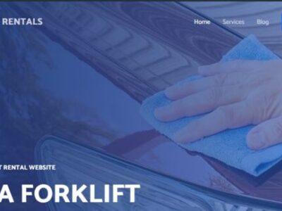 Forklift Rental Houstn Tx