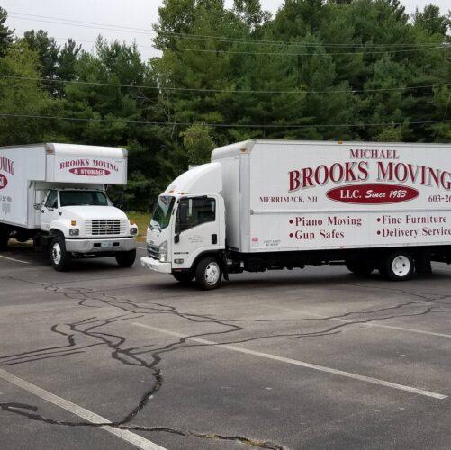 Michael Brooks Moving
