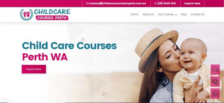 Child Care Courses Perth WA