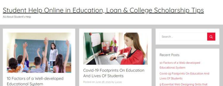Students Help Online
