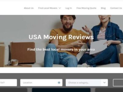 USA Moving Reviews